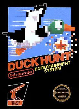 jaquette du jeu vidéo Duck Hunt