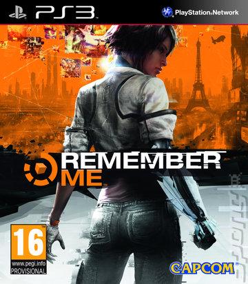 jaquette du jeu vidéo Remember Me