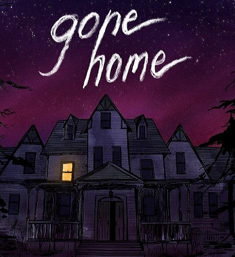jaquette du jeu vidéo Gone Home