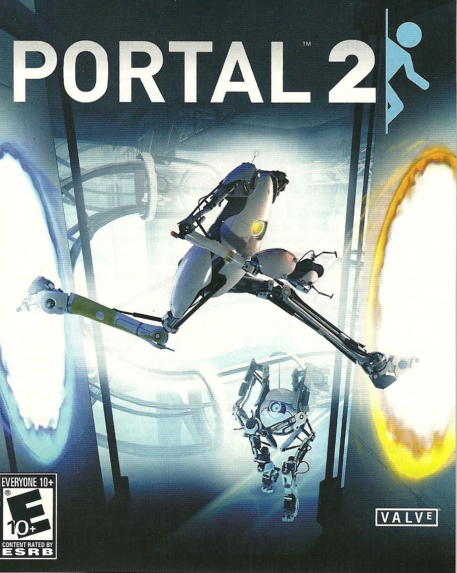 jaquette du jeu vidéo Portal 2