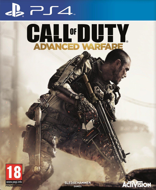 jaquette du jeu vidéo Call of Duty: Advanced Warfare