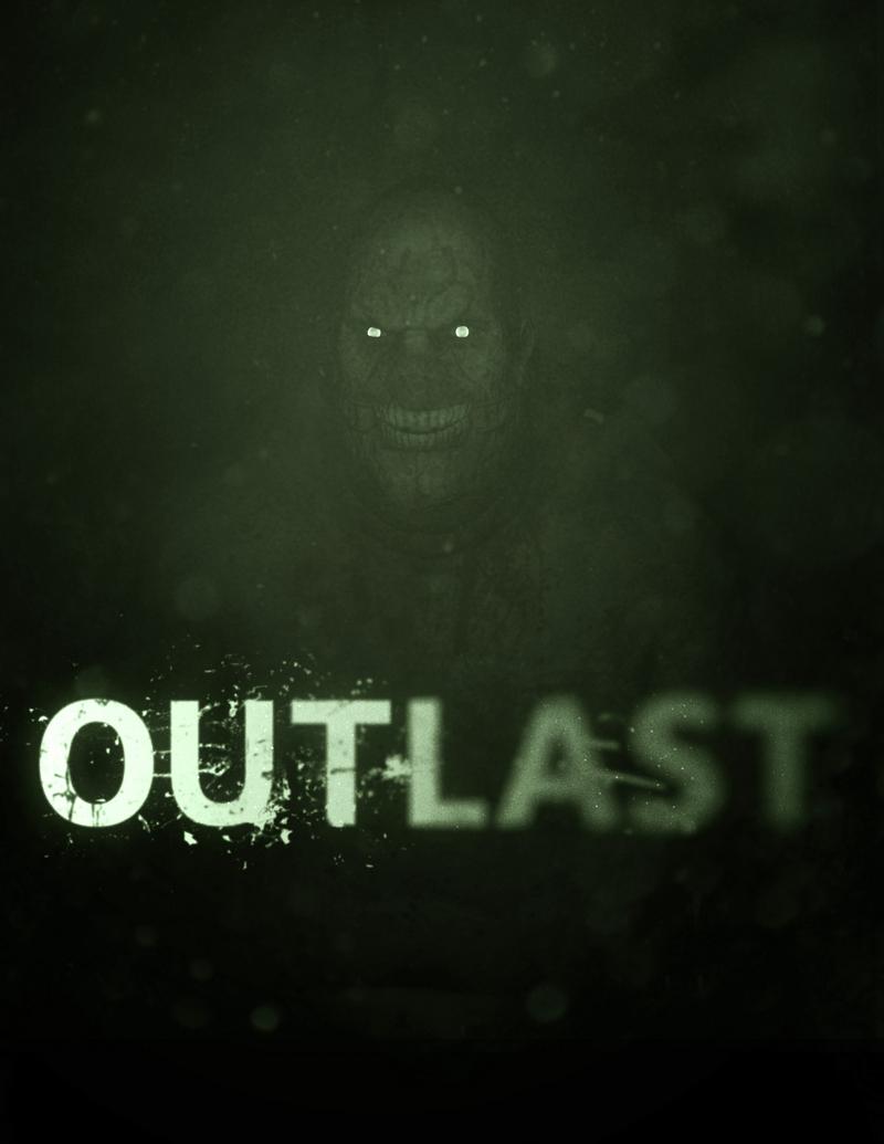 jaquette du jeu vidéo Outlast