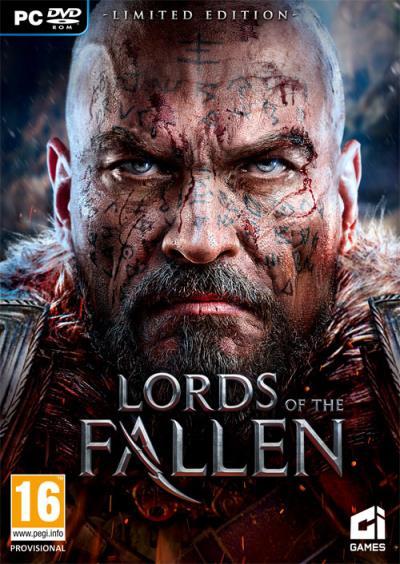 jaquette du jeu vidéo Lords of the Fallen