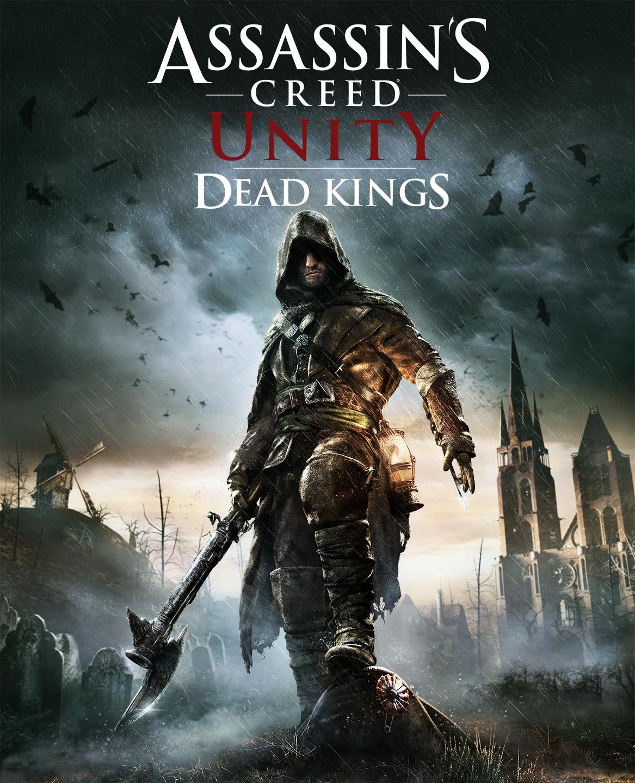 jaquette du jeu vidéo Assassin's Creed Unity: Dead Kings