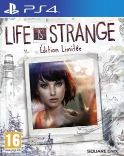 jaquette du jeu vidéo Life is Strange