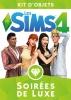 Les Sims 4 Kit d'Objets Soirées de Luxe (The Sims 4: Luxury Party Stuff)