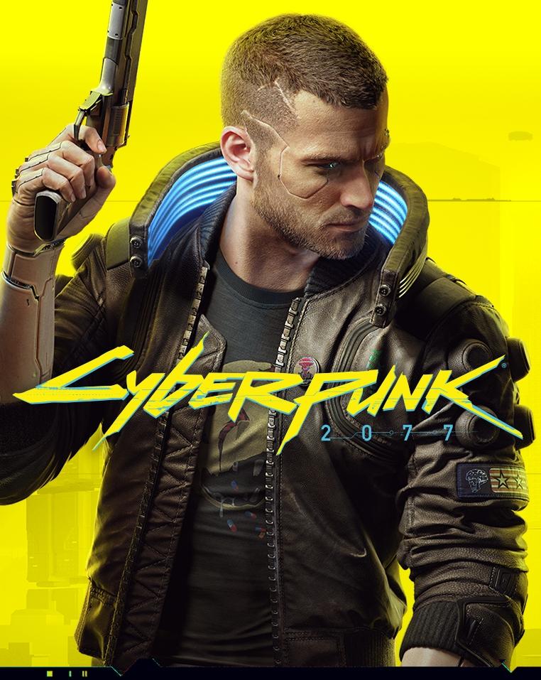 jaquette du jeu vidéo Cyberpunk 2077