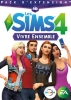 Les Sims 4: Vivre Ensemble (The Sims 4 Get Together)