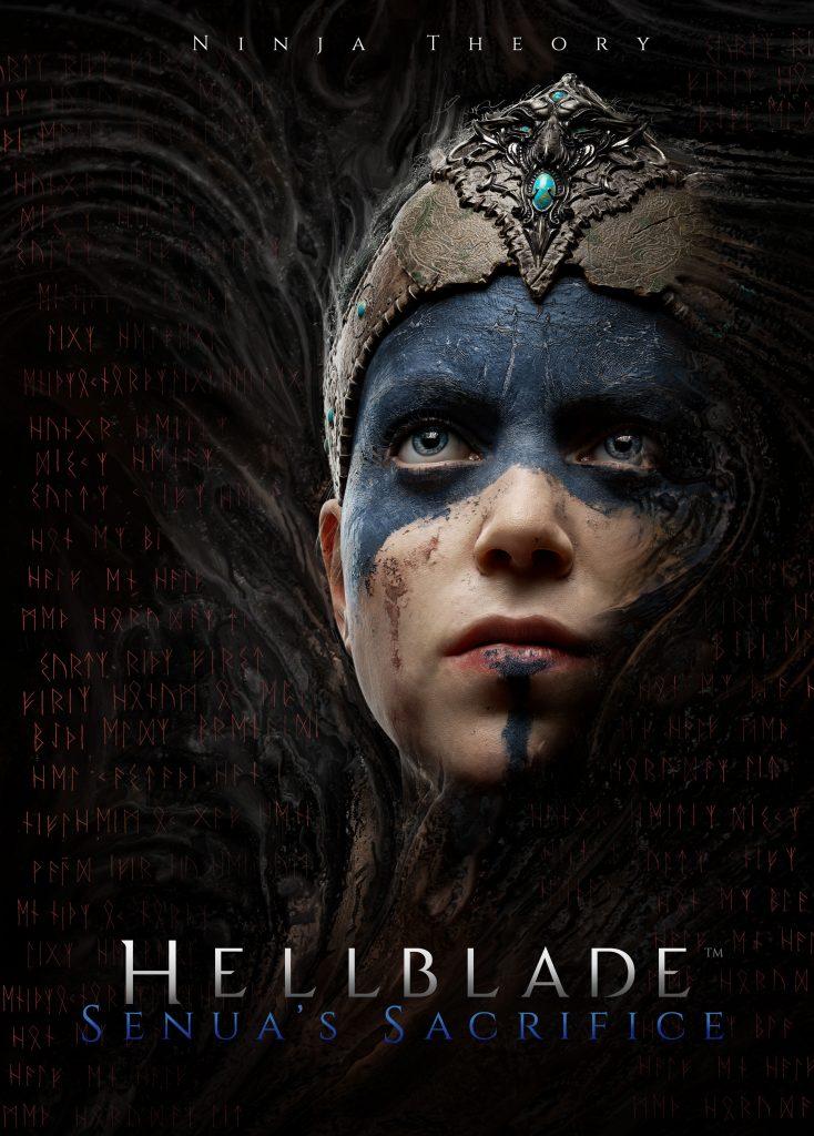 jaquette du jeu vidéo Hellblade: Senua's Sacrifice