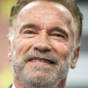 portrait Arnold Schwarzenegger