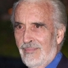 portrait Christopher Lee