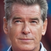 portrait Pierce Brosnan