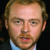 portrait Simon Pegg