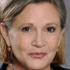 portrait Carrie Fisher