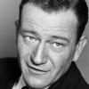 portrait John Wayne