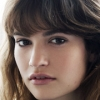 portrait Lily James