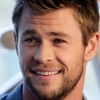portrait Chris Hemsworth