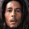 portrait Bob Marley