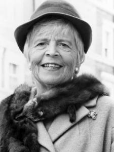 Patricia Hayes