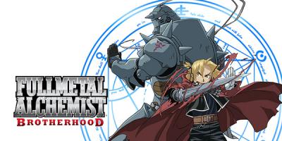 Hagane no Renkinjutsushi : Brotherhood