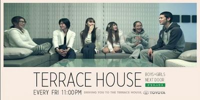 Terrace house boys girls next door seriebox for Terrace house boys and girls