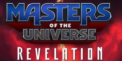 Masters of the Universe : Revelation