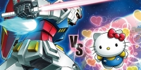 Gundam vs. Hello Kitty
