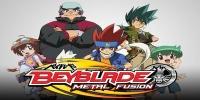 Beyblade Metal Fusion (Metal Fight Beyblade)
