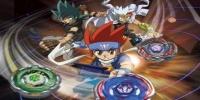 Beyblade Metal Fury (Metal Fight Beyblade 4D)