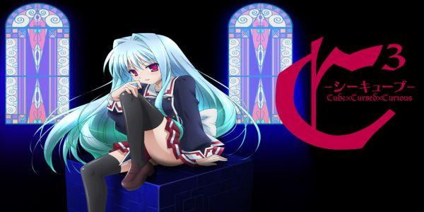 C³: Cube × Cursed × Curious