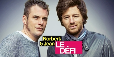 Norbert et Jean : le défi