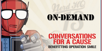 Nerd HQ - Conversations for a Cause