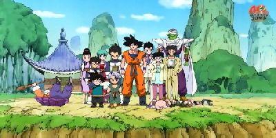 Dragon Ball: Ossu! Kaette Kita Son Goku to Nakama-tachi!!