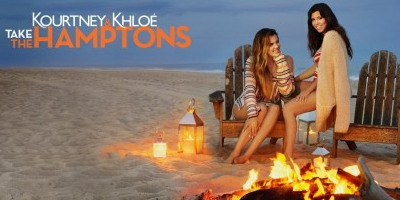 Kourtney and Khloé Take The Hamptons