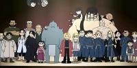 Les petites Saynètes de Fullmetal Alchemist ! (Hagane no Renkinjutsushi: 4-Koma Theater)