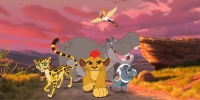La Garde du Roi Lion (The Lion Guard)