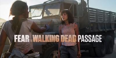 Fear the Walking Dead : Passage (Webisodes)