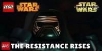 LEGO Star Wars : l'Aube de la Résistance (Lego Star Wars: The Resistance Rises)