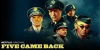 Cinq hommes et une guerre (Five Came Back)