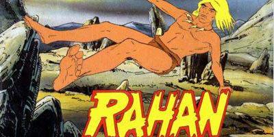 Rahan fils des âges farouches