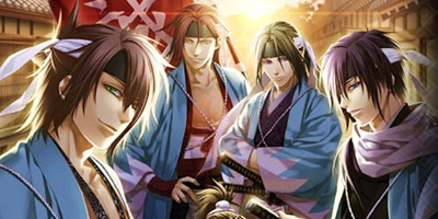 Hakuouki: Shinsengumi Kitan