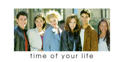 Time of Your Life (US)