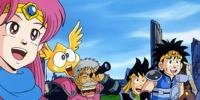 Les aventures de Fly (Dragon Quest : Dai no Daibouken (1991))