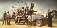 La caravane de l'étrange (Carnivàle)