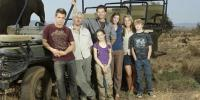La famille Safari (Life Is Wild)