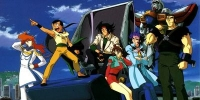 Mobile Fighter G-Gundam (Kidou Butouden G-Gundam)